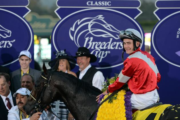 Breeders' Cup Classic Results 2012: Winner, Top Finishers and Order