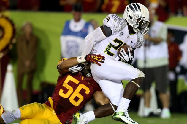 Oregon vs. USC: 10 Things We Learned from the Ducks' Victory over the Trojans