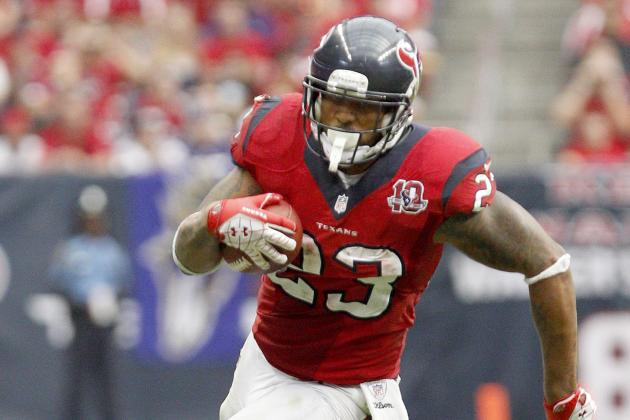 Fantasy Football Week 9: Top 5 Running Back Rankings
