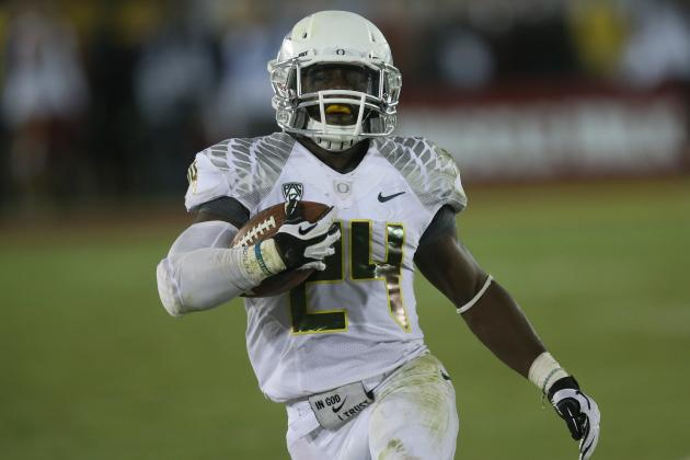 Heisman Trophy 2012: Comparing Collin Klein and Kenjon Barner's Heisman Resumes