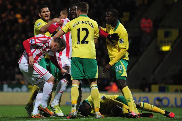 Norwich City: 5 Things About Stoke City Win