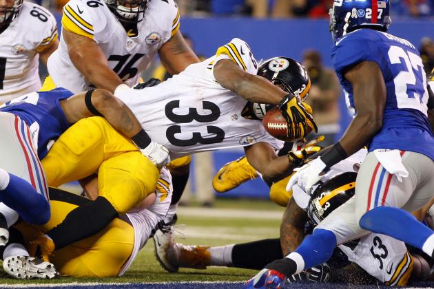 Steelers vs. Giants: Final Positional Grades for Pittsburgh
