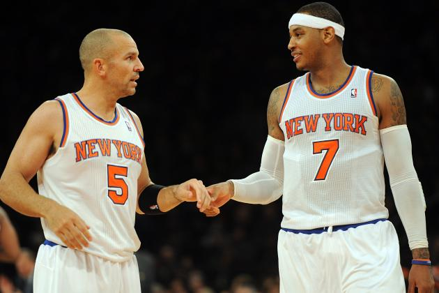 Initial Report Card Grades for Every New York Knicks Player