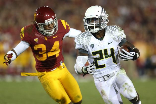 Oregon Football: Grading All 22 Starters from the USC Game