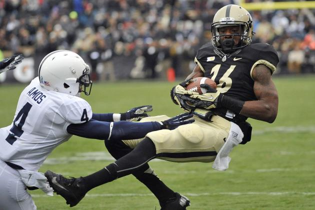 Purdue Football 2012: Can the Boilermakers Run the Table for a Bowl Game?
