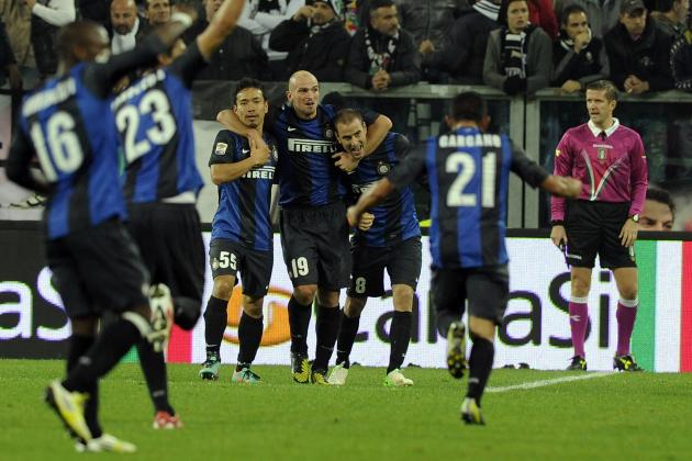 Juventus vs. Inter: 5 Reasons Why the Nerazzurri Can Win Serie A