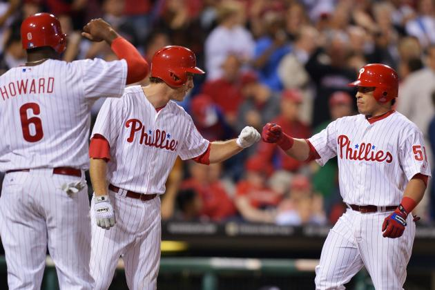 Philadelphia Phillies: 5 Players Poised for Huge Rebounds in 2013