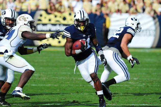 BYU Football: Previewing the Rest of the Season
