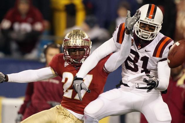 New England Patriots: 5 Defensive Backs the Pats Must Scout in 2013 NFL Draft