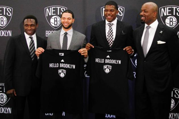 6 Early Surprises from the Deron Williams and Joe Johnson Backcourt
