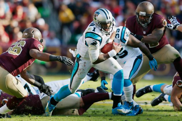 Winners and Losers from Panthers' Week 9 Contest