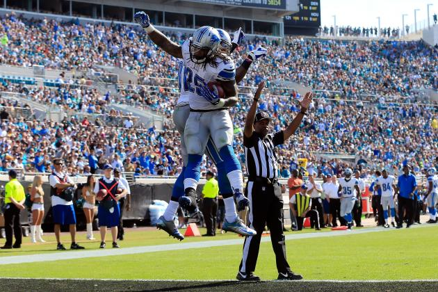 Lions vs. Jaguars: Detroit's Biggest Winners and Losers from NFL Week 9