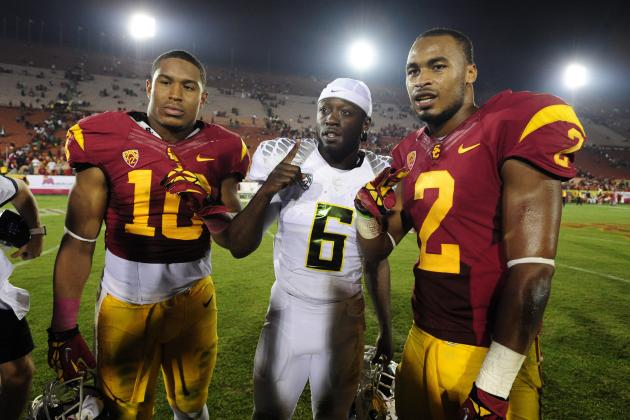 BCS Standings 2012: Week 11 Rankings and Latest Bowl Game Projections