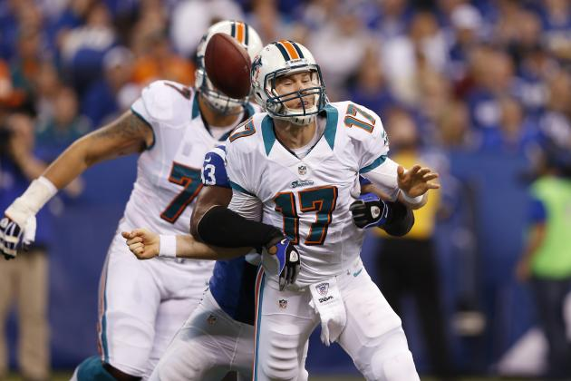 Dolphins vs. Colts: Miami's Biggest Winners and Losers from NFL Week 9