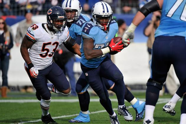 Titans vs. Bears: Winners and Losers from NFL Week 9