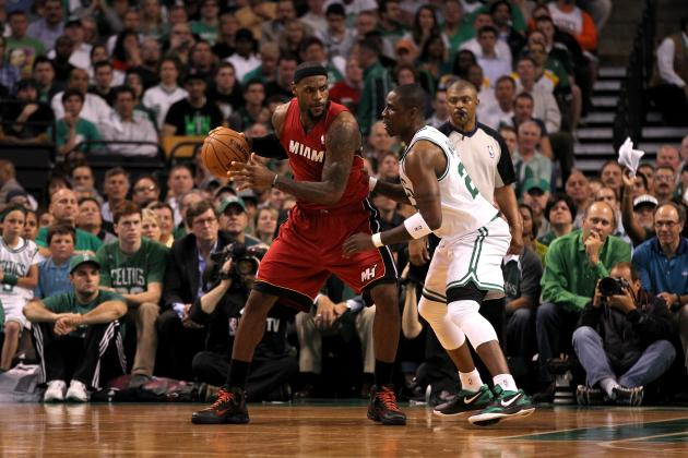 What LeBron's 5 Greatest Games Forecast for 2012-13