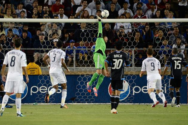 2012 MLS Playoffs: What to Watch for in Galaxy vs. Earthquakes