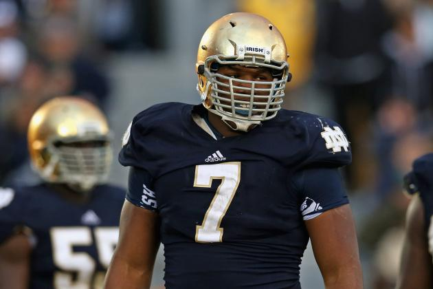 Notre Dame Football: Grading All 22 Starters from the Pitt Game