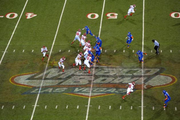 Boise State Football: Power Ranking the Broncos' Most Likely Bowl Destinations