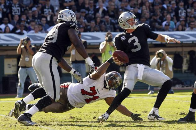 Oakland Raiders: Winners and Losers Against Tampa Bay Buccaneers