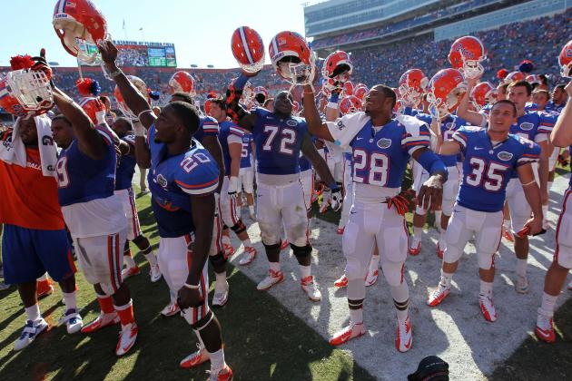 Florida Football: Grading All 22 Starters from the Missouri Game