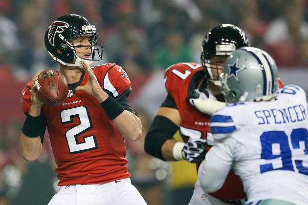 Falcons vs. Cowboys: Atlanta's Biggest Winners and Losers from NFL Week 9