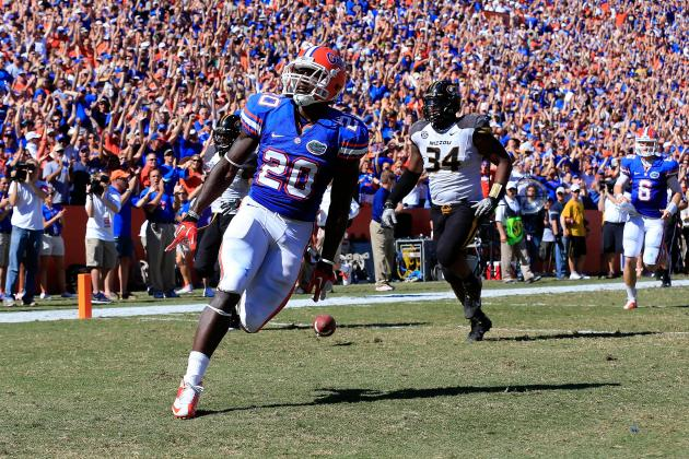 Florida Football: Winners and Losers from the Week 10 Game vs. Missouri