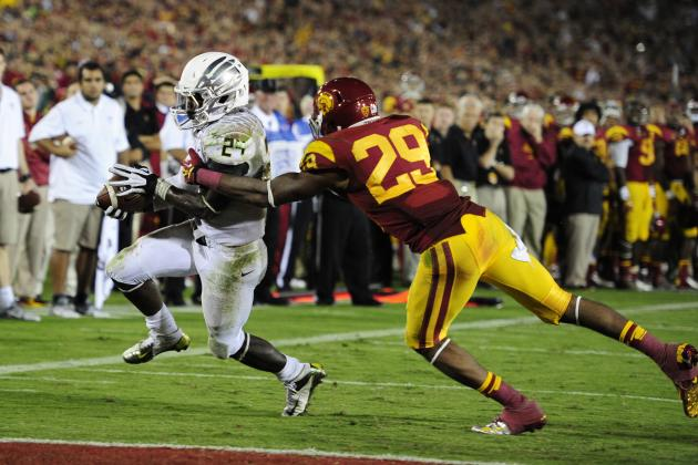 Oregon Football: Winners and Losers from the USC Game