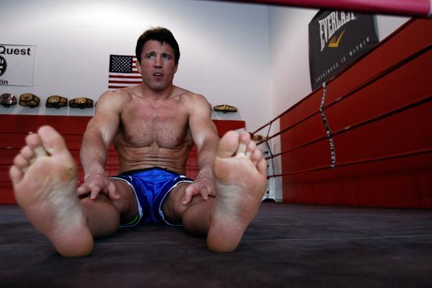 Chael Sonnen and 10 Fighters That Were Given Undeserved Title Shots