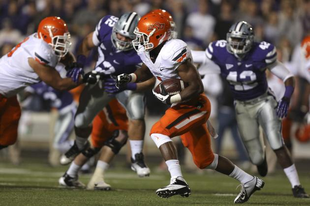 Oklahoma State Football: Grading All 22 Starters from the Kansas State Game