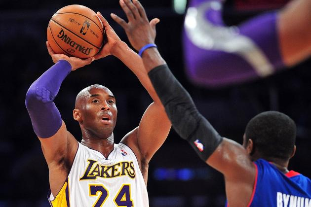 Initial Report Card Grades for Every L.A. Lakers Player