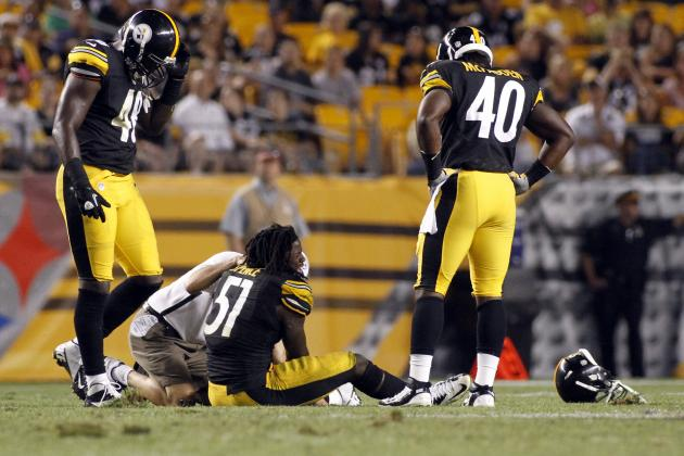Re-Drafting the Pittsburgh Steelers' Entire 2012 Draft After the 1st Half