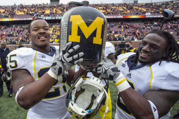 Michigan Football: Winners and Losers from the Week 10 Game vs. Minnesota