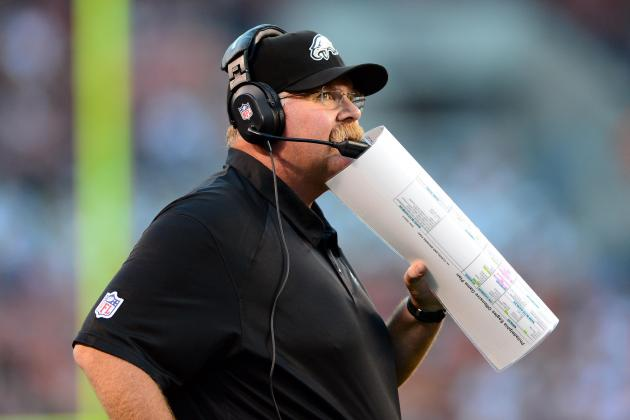 Philadelphia Eagles: Andy Reid and the 10 Hottest Coaching Seats in the NFL