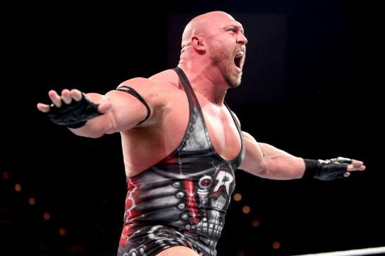WWE: 5 Reasons Ryback Will Not Be WWE Champion in 2012