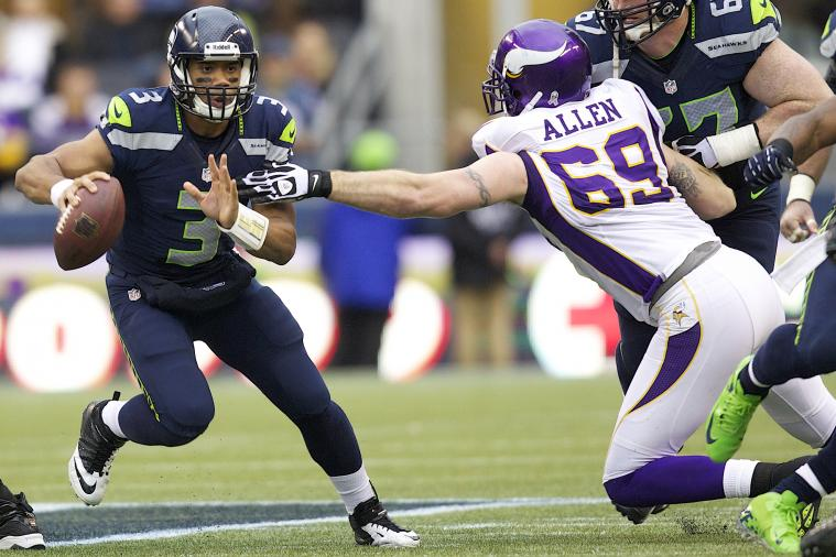 Redrafting Seattle Seahawks' Entire 2012 Draft After First Half of NFL Season