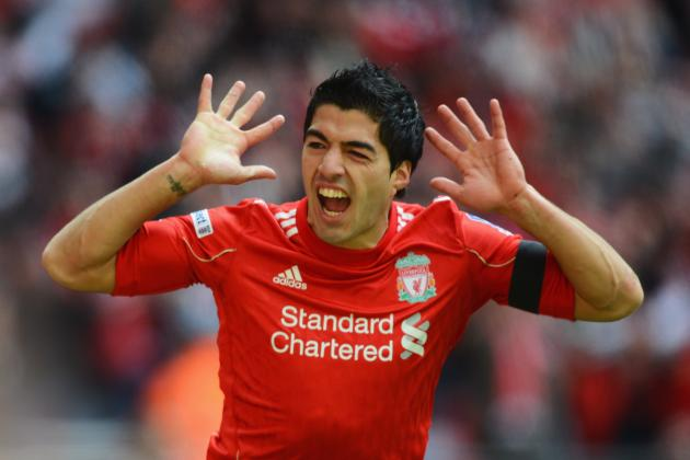 Luis Suarez's 10 Greatest Moments at Liverpool