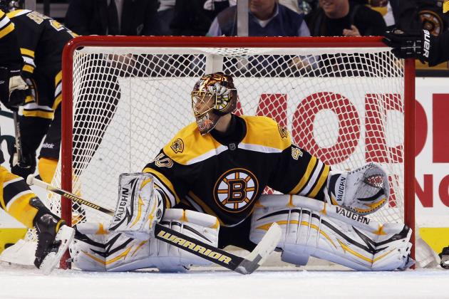 Boston Bruins: 7 Options in Net If Tuukka Rask Is out Long Term