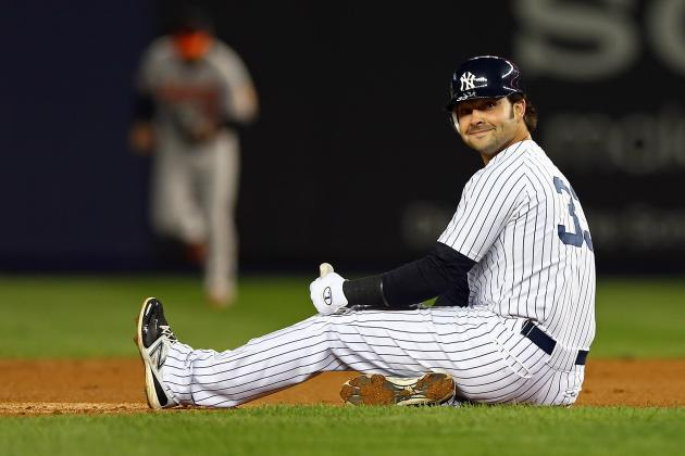 New York Yankees: 5 Key Vets You Likely Won't See on the 2013 Roster