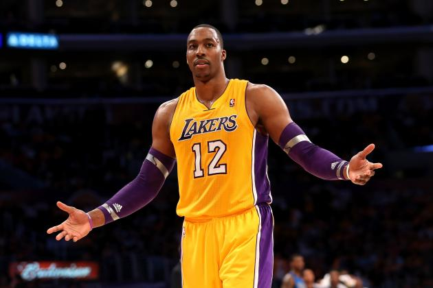 Dwight Howard and 5 NBA Stars Still Learning How to Fit with Their New Team