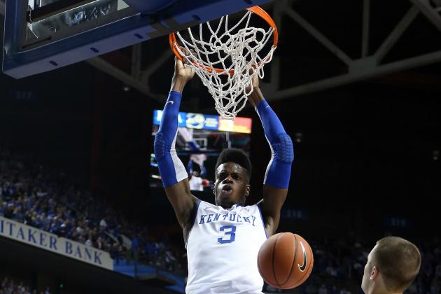 College Basketball's 5 Most Electric Freshmen to Watch in 2012-13