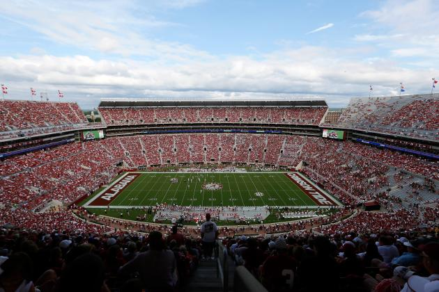 Texas A&M at Alabama: 5 Keys to the Brawl in Tuscaloosa