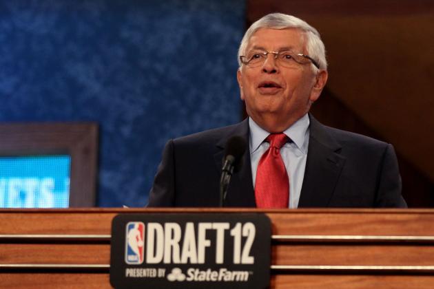 NBA Rookie Rankings 2012: The Fab 5