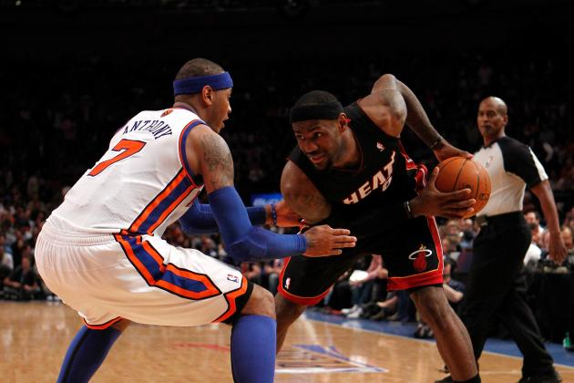 10 NBA Players Poised for a Huge Opening Month of the 2012-13 Season