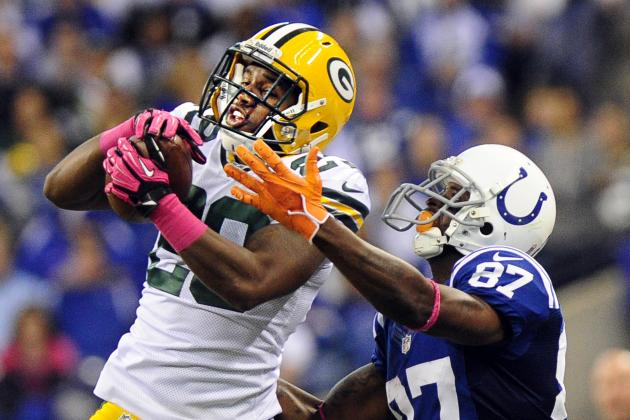 Re-Drafting the Packers' Entire 2012 Draft After First Half of NFL Season