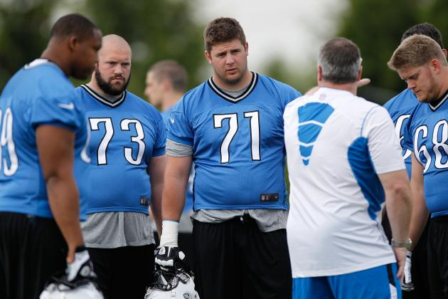 Re-Drafting the Detroit Lions' Entire 2012 Draft After First Half of NFL Season