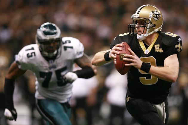 Eagles vs. Saints: 5 Matchups That Will Decide Monday Night Clash