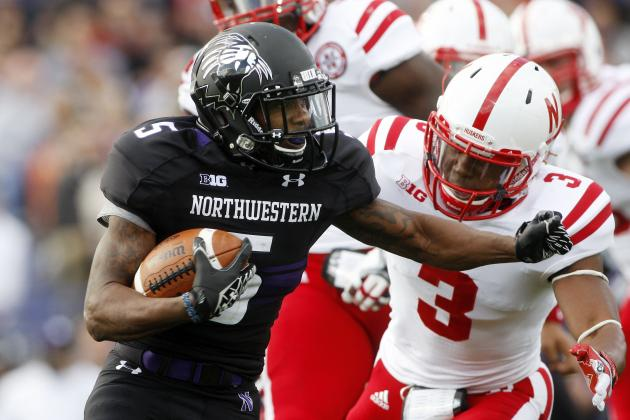 Big Ten Football: Power Ranking the 10 Biggest Surprise Stars of 2012
