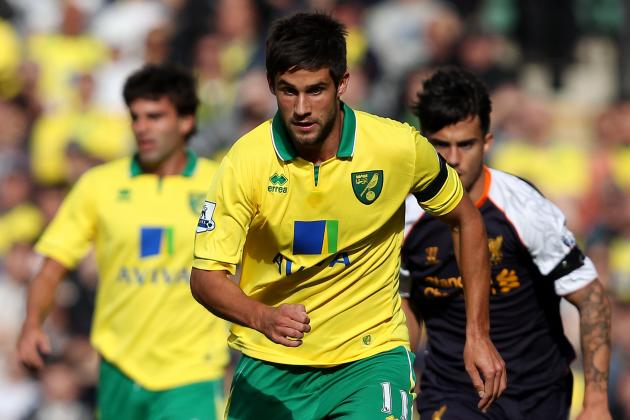 Andrew Surman: Why Norwich City Midfielder Should Play at Africa Cup of Nations