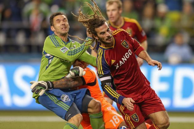 MLS Playoff Best XI so Far